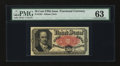 Fractional Currency:Fifth Issue, Fr. 1381 50¢ Fifth Issue PMG Choice Uncirculated 63....