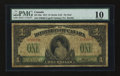 Canadian Currency: , DC-23a $1 1917.. ...