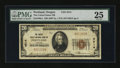 National Bank Notes:Oregon, Portland, OR - $20 1929 Ty. 1 The United States NB Ch. # 4514. ...