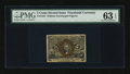 Fractional Currency:Second Issue, Fr. 1232 5¢ Second Issue PMG Choice Uncirculated 63 EPQ....