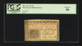 Colonial Notes:New Jersey, New Jersey March 25, 1776 12s PCGS About New 50....