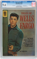 Silver Age (1956-1969):Western, Four Color #1215 Tales of Wells Fargo - File Copy (Dell, 1961) CGCNM+ 9.6 Off-white to white pages....