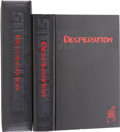 Books:Signed Editions, Stephen King. Desperation. Hampton Falls: Donald M. Grant,1996. First edition. This is copy 50 of 2,050 limited cop...