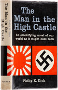 Books:First Editions, Philip K. Dick. The Man in the High Castle. New York: G. P.Putnam's Sons [1962].. First edition. Octavo. 239 page...