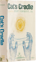 Books:First Editions, Kurt Vonnegut, Jr. Cat's Cradle. New York: Holt,Rinehart and Winston [1963]....