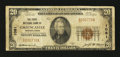 National Bank Notes:Pennsylvania, Greencastle, PA - $20 1929 Ty. 1 The First NB Ch. # 1081. ...