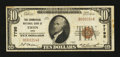 National Bank Notes:Ohio, Tiffin, OH - $10 1929 Ty. 1 The Commercial NB Ch. # 7795. ...