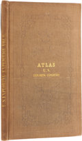Books:Non-fiction, Charles Wilkes. The Atlas Volume only from: Narrative of theUnited States Exploring Expedition. during the Years 1840, ...