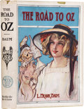 Books:Children's Books, L. Frank Baum. The Road to Oz. Illustrated by John R. Neill.Chicago: The Reilly & Britton Co., [1909]....