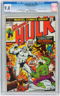 Bronze Age (1970-1979):Superhero, The Incredible Hulk #162 (Marvel, 1973) CGC NM/MT 9.8 Off-white towhite pages....