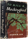 Books:First Editions, Harper Lee. To Kill a Mockingbird. Philadelphia & NewYork: J. B. Lippincott, 1960....