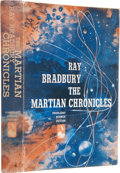 Books:Signed Editions, Ray Bradbury. The Martian Chronicles. Garden City: Doubleday& Company, 1950.. First edition. Signed by Brad...