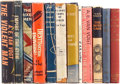 Books:First Editions, A. E. van Vogt. Twelve First Editions, Two Signed, publishedbetween 1951 and 1975. All in very good condition.... (Total: 12Items)