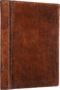 Books:First Editions, [James Russell Lowell]. Alexander Negris. Orations of Aeschinesand Demosthenes on the Crown, with Modern Greek Pr...