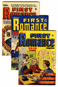 Golden Age (1938-1955):Romance, First Romance File Copies Group (Harvey, 1949-58) Condition:Average VF/NM.... (Total: 44 )