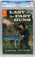 Silver Age (1956-1969):Western, Four Color #925 Last of the Fast Guns - File Copy (Dell, 1958) CGC NM+ 9.6 Off-white pages....