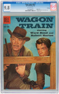 Silver Age (1956-1969):Western, Four Color #971 Wagon Train - File Copy (Dell, 1959) CGC NM/MT 9.8Off-white pages....