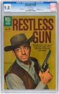 Silver Age (1956-1969):Western, Four Color #1146 Restless Gun - File Copy (Dell, 1961) CGC NM/MT9.8 Off-white pages....