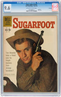 Silver Age (1956-1969):Western, Four Color #1147 Sugarfoot - File Copy (Dell, 1960) CGC NM+ 9.6Off-white to white pages....