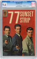 Silver Age (1956-1969):Adventure, Four Color #1211 77 Sunset Strip - File Copy (Dell, 1961) CGC NM+ 9.6 Off-white to white pages....