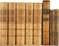 Books:Non-fiction, Three Nineteenth Century Sets, including: Charles Mackay.Memoirs of Extraordinary Popular Delusions and the Madness...(Total: 9 Items)