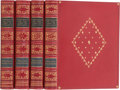 Books:First Editions, William Blackstone. Commentaries on the Laws of England. Oxford: The Clarendon Press, 1765-1769.. First editio... (Total: 4 Items)
