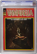Magazines:Horror, Vampirella #8 (Warren, 1970) CGC NM+ 9.6 Off-white to white pages....