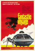 "Movie Posters:Science Fiction, Fantastic Voyage (20th Century Fox, 1966). One Sheet (26"" X 37.5"")Advance...."