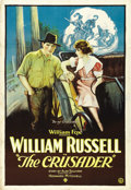 """Movie Posters:Western, The Crusader (Fox, 1922). One Sheet (27"""" X 41""""). ..."""