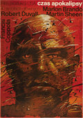 "Movie Posters:War, Apocalypse Now (United Artists, 1979). Polish One Sheet (27"" X38""). ..."