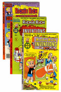 Bronze Age (1970-1979):Cartoon Character, Richie Rich Inventions #1-26 File Copy Group (Harvey, 1977-82)Condition: Average NM-.... (Total: 26 Comic Books)