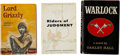 Books:Signed Editions, Lot of Three Western Titles, including: Frederick F. Manfred. Lord Grizzly. New York: McGraw-Hill, 1954. Fir... (Total: 3 Items)