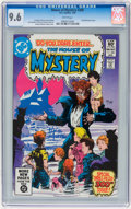 Modern Age (1980-Present):Horror, House of Mystery #300 (DC, 1982) CGC NM+ 9.6 White pages....