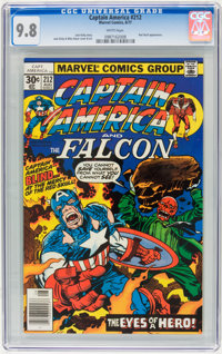 Captain America #212 (Marvel, 1977) CGC NM/MT 9.8 White pages