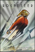 "Movie Posters:Action, The Rocketeer (Buena Vista, 1991). One Sheet (27"" X 40"") AdvanceDS. Action.. ..."