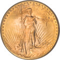 Saint-Gaudens Double Eagles, 1926-D $20 MS65 PCGS. CAC....