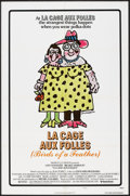 "Movie Posters:Comedy, La Cage Aux Folles (United Artists, 1979). One Sheet (27"" X 41""). Comedy.. ..."