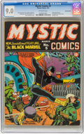 Golden Age (1938-1955):Superhero, Mystic Comics #5 San Francisco pedigree (Timely, 1941) CGC VF/NM 9.0 Off-white pages....
