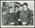 "Movie Posters:Rock and Roll, A Hard Day's Night (United Artists, 1964). Still (8"" X 10""). Rockand Roll.. ..."
