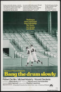 "Movie Posters:Sports, Bang the Drum Slowly (Paramount, 1973). One Sheet (27"" X 41""). Sports.. ..."