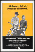 "Movie Posters:Drama, Little Fauss and Big Halsy (Paramount, 1970). One Sheet (27"" X 41""). Drama.. ..."