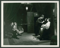 "Darkened Rooms (Paramount, 1929). Stills (77) (8"" X 10""). Mystery. ... (Total: 77 Items)"