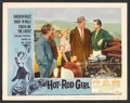 "Movie Posters:Bad Girl, Hot Rod Girl Lot (American International, 1956). Lobby Cards (4)(11"" X 14""). Bad Girl.. ... (Total: 4 Items)"