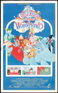 "Movie Posters:Animated, The Care Bears Adventure in Wonderland (Cineplex-Odeon, 1987). OneSheet (27"" X 41""). Animated.. ..."