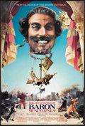 "Movie Posters:Adventure, The Adventures of Baron Munchausen (Columbia, 1989). One Sheet (27""X 40""). Adventure.. ..."
