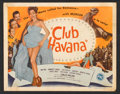 "Movie Posters:Mystery, Club Havana (PRC, 1945). Lobby Card Set of 8 (11"" X 14""). Mystery..... (Total: 8 Items)"