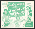 """Movie Posters:Sexploitation, A Night at the Follies (Roadshow Attractions, 1947). Lobby Card Setof 8 (11"""" X 14""""). Sexploitation.. ... (Total: 8 Items)"""