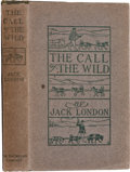 Books:First Editions, Jack London. The Call of the Wild. New York: MacmillanCompany, 1903.. First edition. Octavo. 231 pages.. Pu...