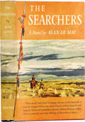 Books:Signed Editions, Alan Le May. The Searchers. New York: Harper & Brothers,1954. First edition. One of 800 unnumbered presentation...