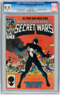Modern Age (1980-Present):Superhero, Marvel Super Heroes Secret Wars #8 (Marvel, 1984) CGC MT 9.9 Whitepages....